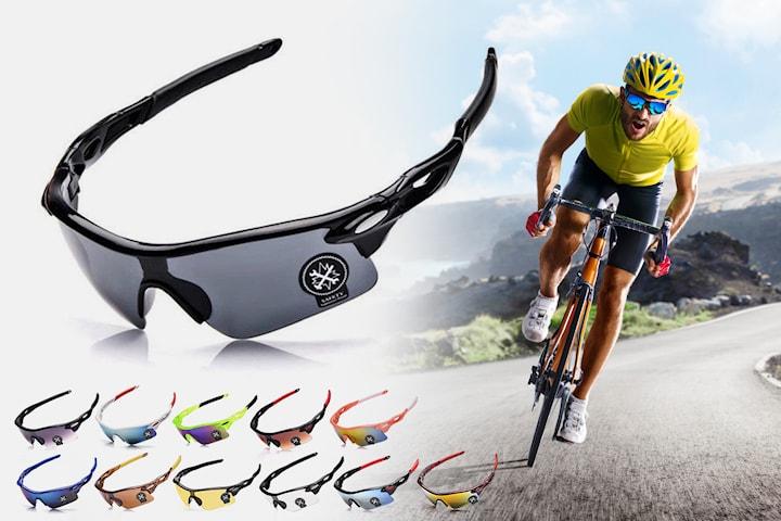 Sykkelbriller UV400