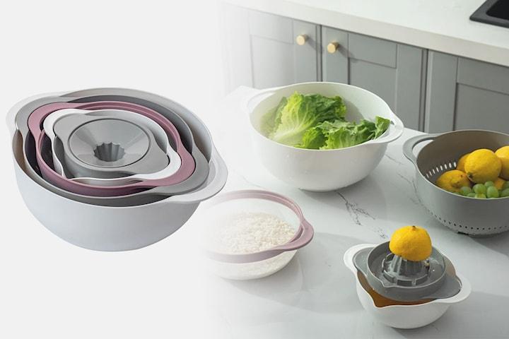 Multifunktionellt köksset 5 delar