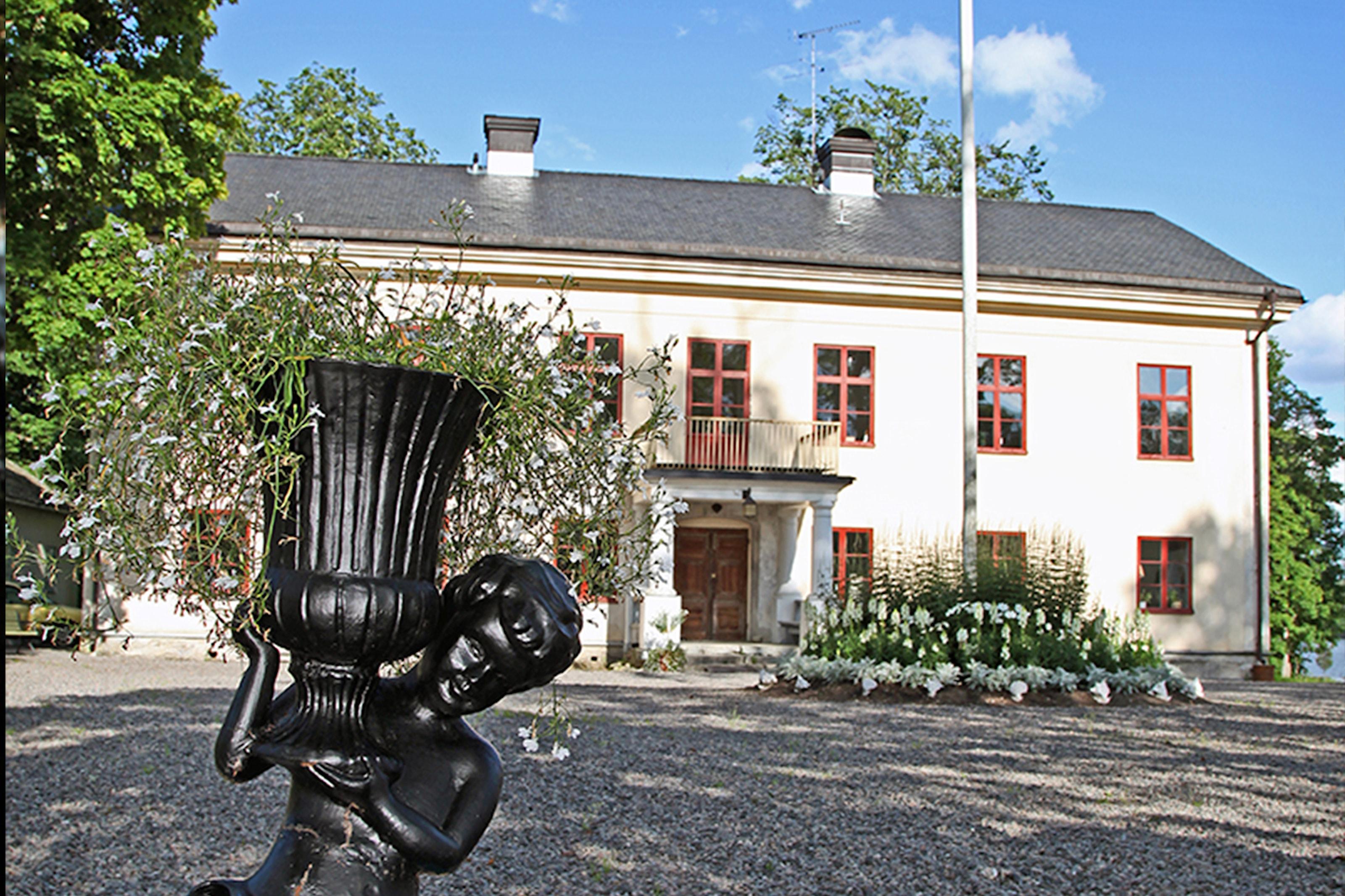 Sommar för 2 på Saxå Bruk