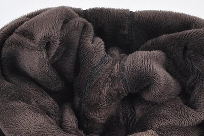 Strømpebukser med pelsfôr