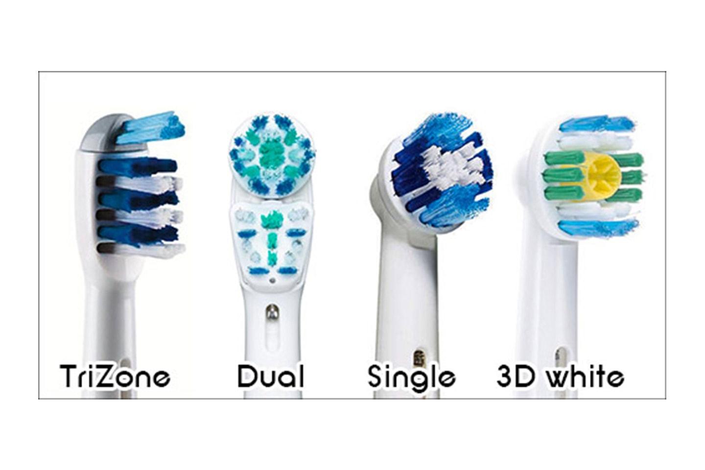 Tannbørstehoder