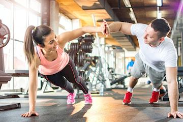 Bredt og variert treningstilbud hos Avancia treningssenter