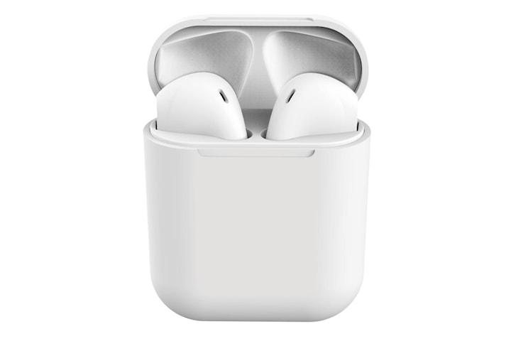 i12 Macaron Trådløse Hodetelefoner - Hvit
