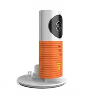 Oransje, Smart WiFi Home Camera, Overvåkningskamera, ,