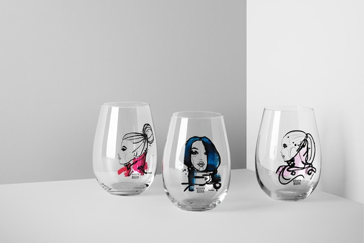 Kosta Boda All About You glas 2-pack