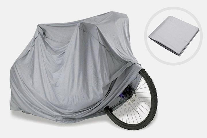 Skyddsöverdrag för cykel