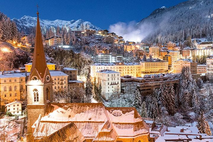 Paketresa till Bad Gastein inkl. flyg, julbord och boende