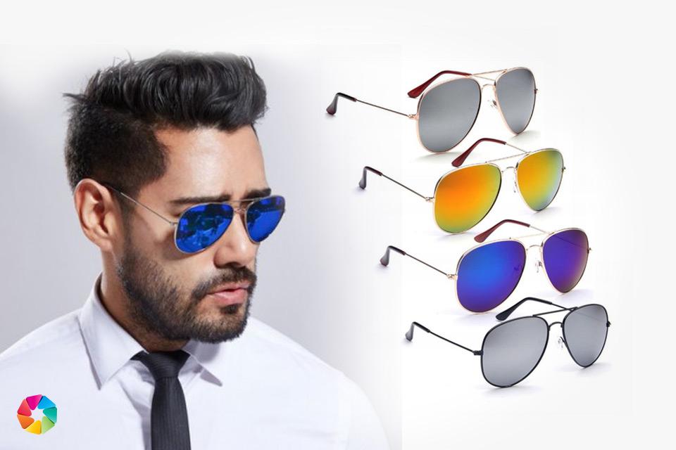 Pilotbriller i klassisk design (1 av 7)