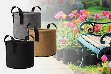 Vekstbager for planter