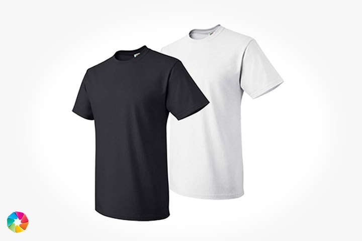 6-pack t-shirts från Fruit of the Loom
