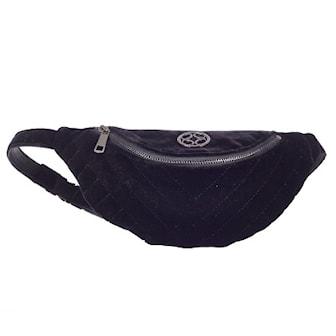 Svart, Quilted Waist Bag, 2 colors, Ulrika Design, Magväska från Ulrika Design, ,