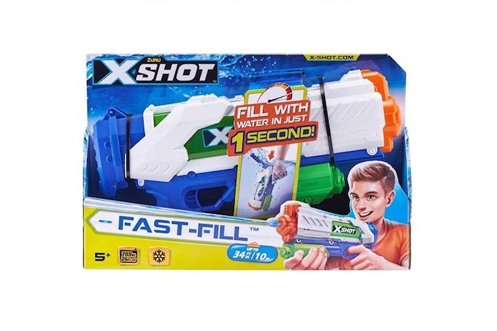 Zuru X-Shot - Vattenpistol med snabbfyllning