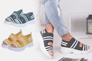 Sandaler dammodell
