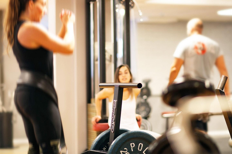 Träna året ut hos Pro Gym