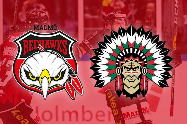 2 för 1: Malmö Redhawks - Frölunda Indians