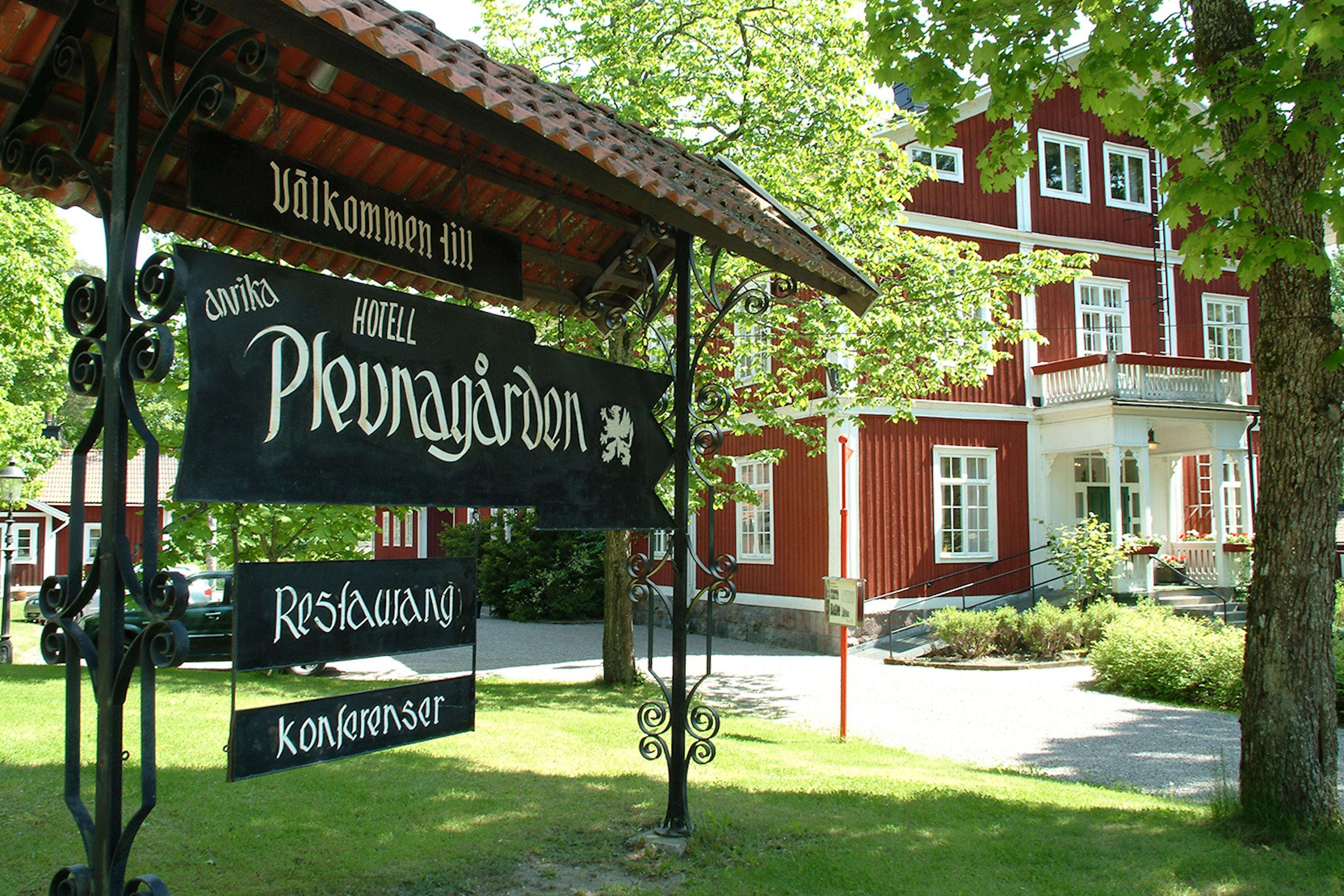 Sommarlyx för 2 på Plevnagården