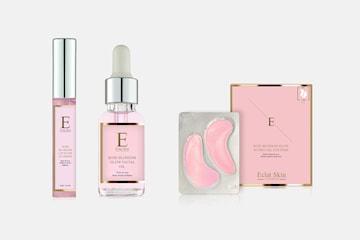 Rose Blossom skjønnhetsprodukter 3-pack