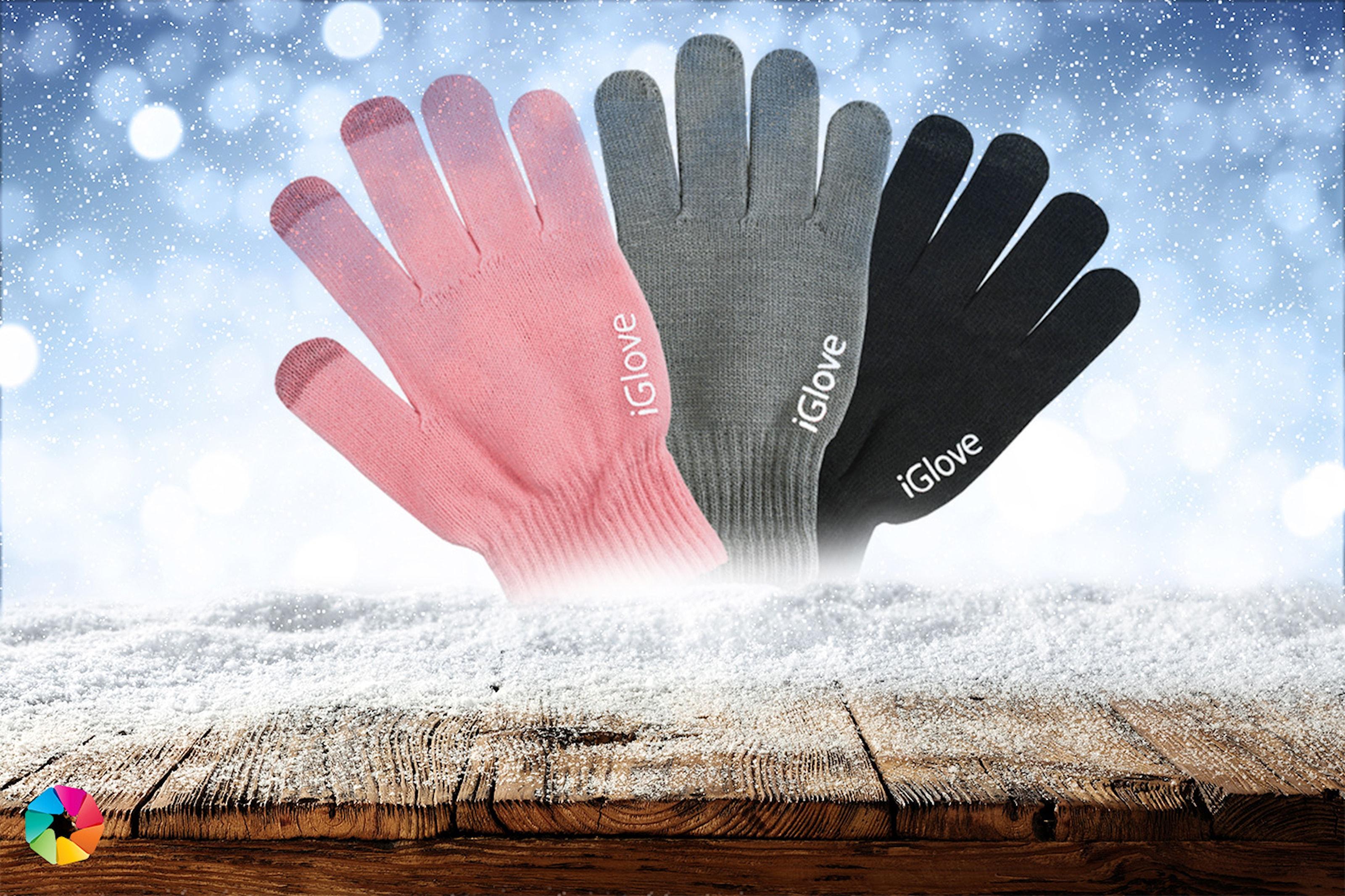 Touch-handskar från iGlove