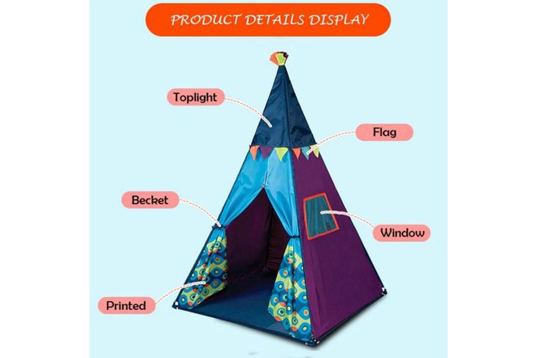 Tält för barn