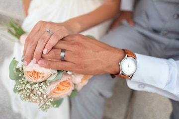 Bröllopsfotografering, 4 timmar