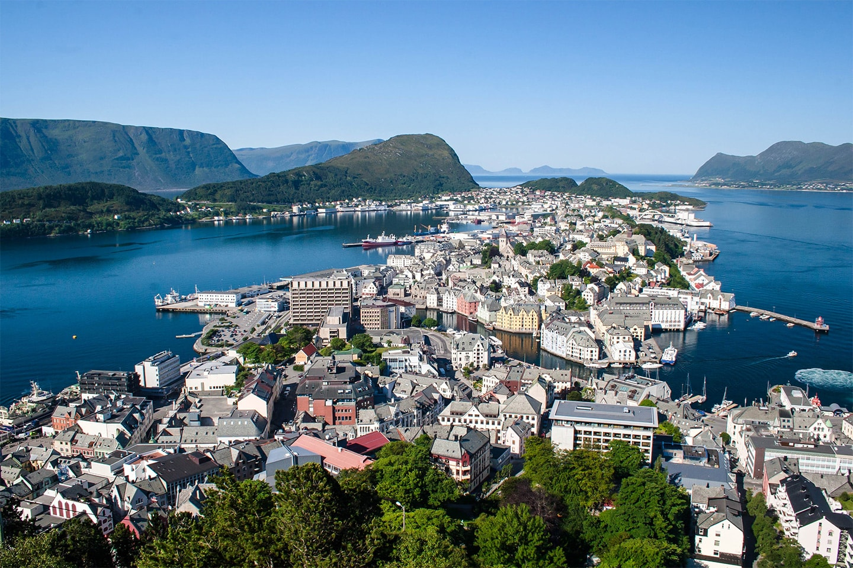 Sommar i Stavanger: Lyxig övernattning för 2 personer