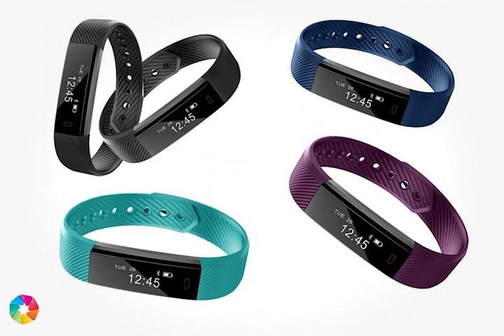 14-i-1 fitness tracker armbånd