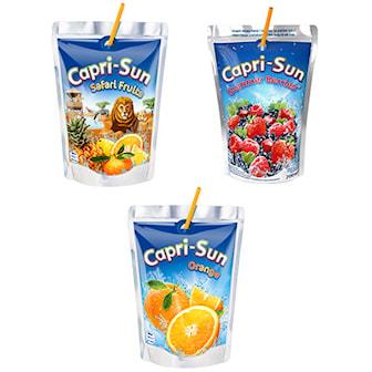 Mixpack, Capri-Sun, Capri-Sun (Mixpack), ,