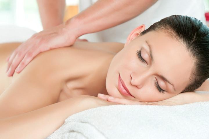Helkroppsmassage hos Kinaterapi