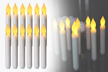 Elektronisk LED-stearinlys