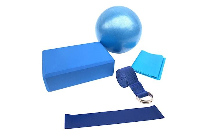 Yogaset 5 delar