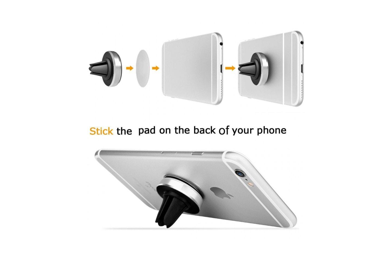 Magnetisk telefonholder