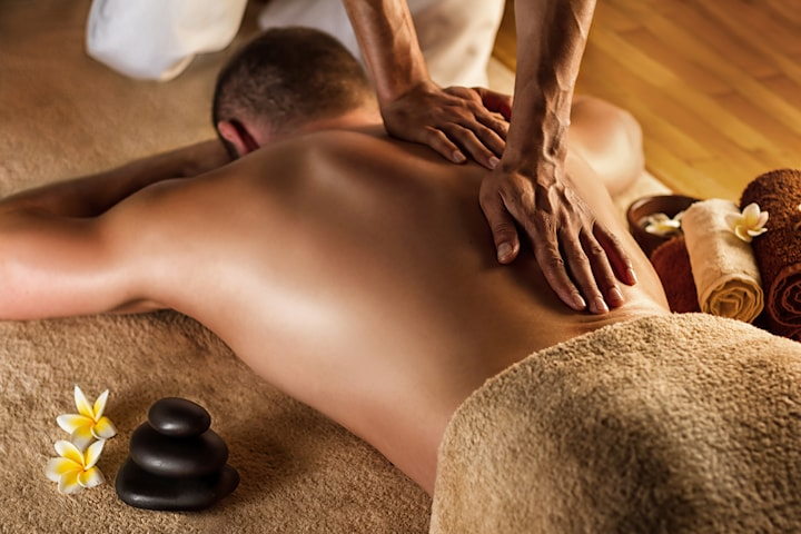 Mixmassage hos Salong Always Beauty, 50 min