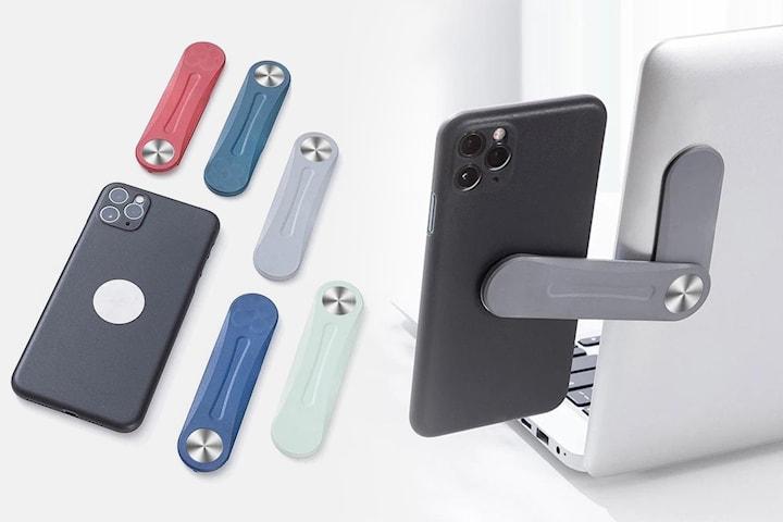 Mobilholder med arm for laptop