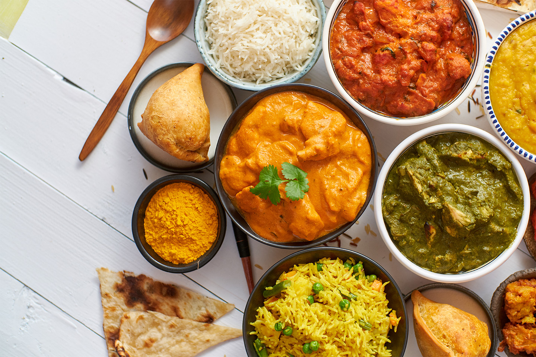 Indisk 6 retters – fra ti personer til kun 199 kr per person (1 av 1)