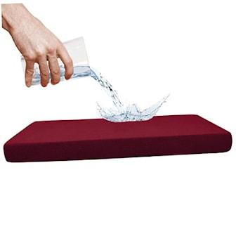 Rød, XL, Waterproof Chair/sofa cover, Vanntett dekke til møbler,