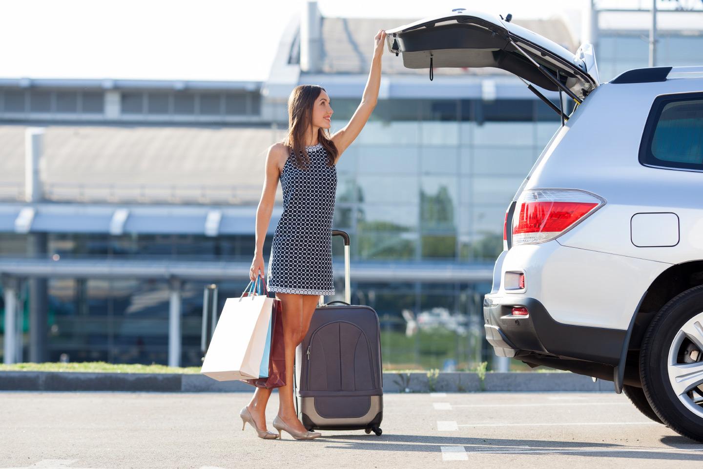 Semesterparkering inkl. lyxtvätt eller mini-rekond  på Landvetter airport (1 av 1)