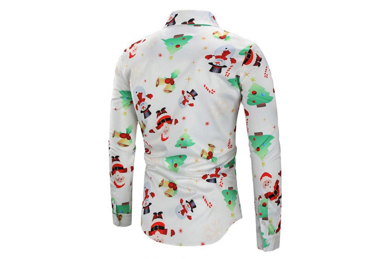Juleskjorte for menn