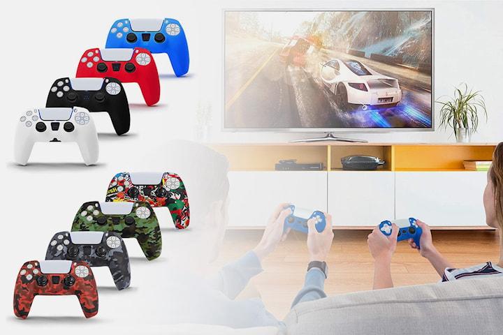 Silikonskydd för PS5-kontroller
