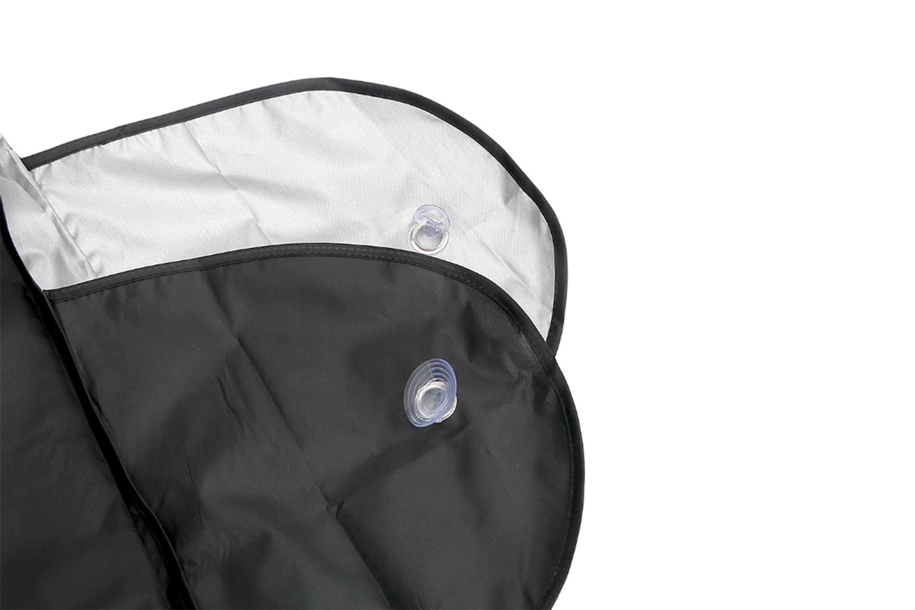 1- eller 2-pack vindruteskydd