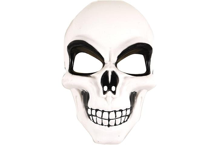 Skjelettmaske, Maskerade - Halloween