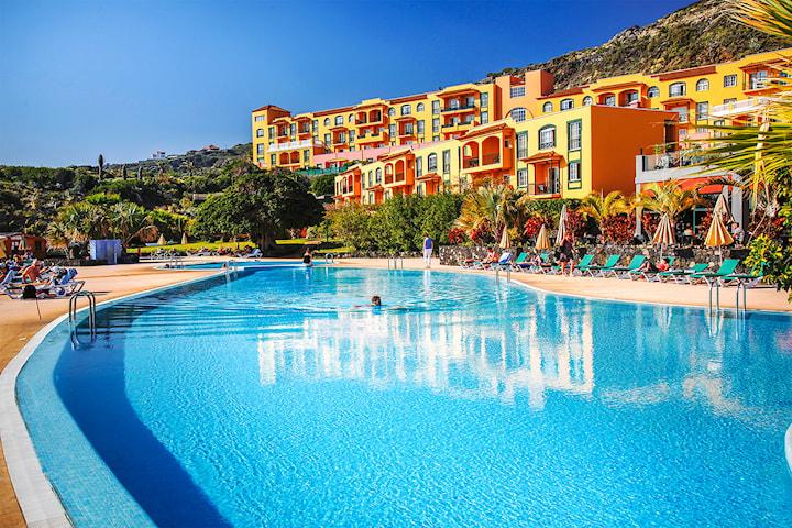 Direktflyg och 1 vecka på Kanarieöarna med Solresor