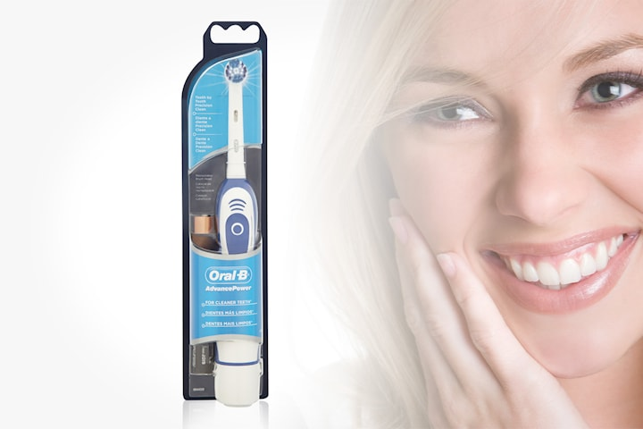 Oral-B Advance Power eltandborste
