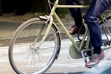 Cykelservice med eller utan lagning av punktering