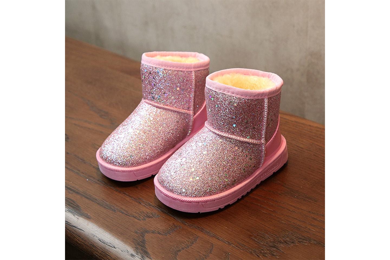 Glitter-boots barn
