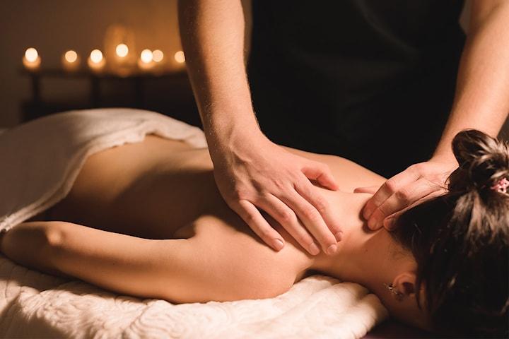 Turkisk massage på Avenyn, 30 min