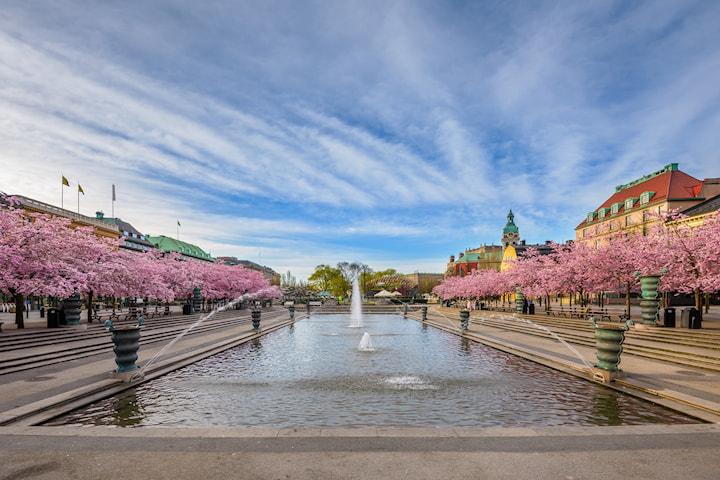 Staycation för 2 på Connect Hotel City i Stockholm