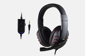 Gaming headphones til PS4, Xbox One og Nintendo Switch
