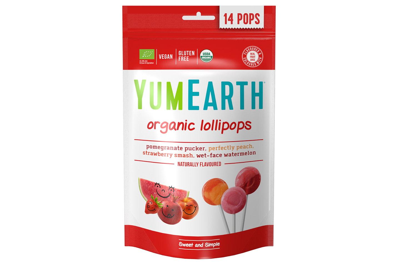 YumEarth organiska godisbox