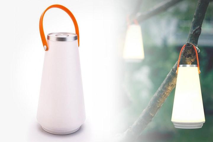 Trådlös lampa