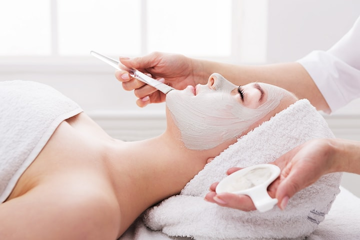 Organisk anti-age ansiktsbehandling, 50 min